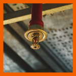 Make sure sprinklers are working properly to prevent risk